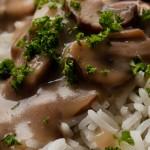 Champignonragout - Een heerlijk gerecht dat je op vele manieren kunt serveren.