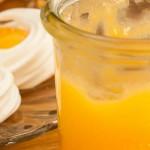 Lemon curd - Fluweel zacht en heerlijk zoet en zuur tegelijk. Zóóó lekker!!!