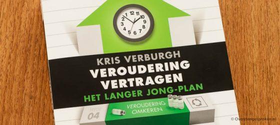 Veroudering vertragen, het langer jong-plan van Kris Verburgh