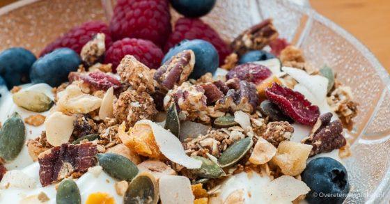 DIY cruesli en granola
