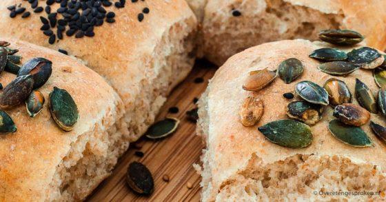 Partybroodjes of mini broodjes