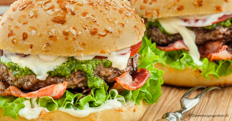 Big BLT burger