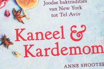 Kaneel & Kardemom van Anne Shooter