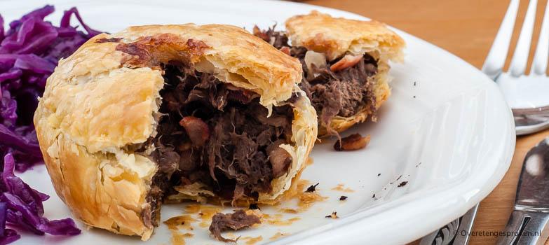 Rundvlees mini-pies