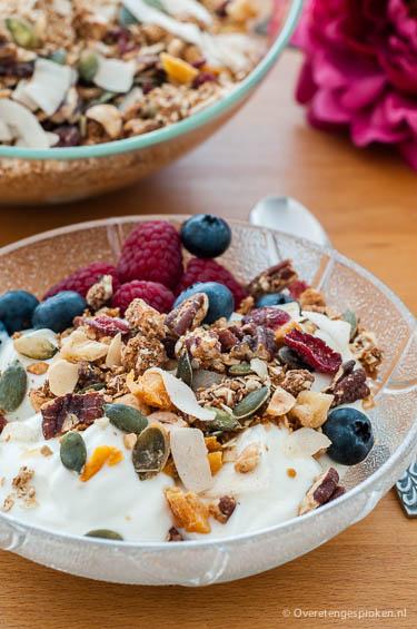 6 ontbijtjes om je dag goed te beginnen