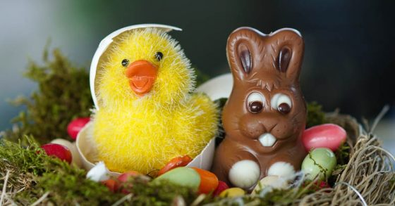 5 heerlijke recepten voor Pasen