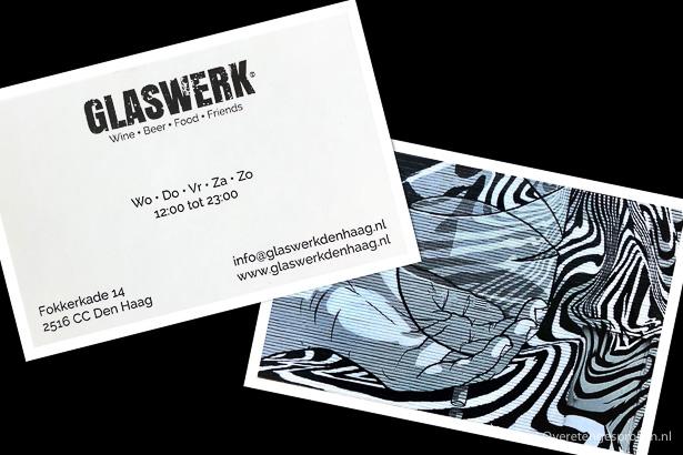 Restaurant Glaswerk - Den Haag