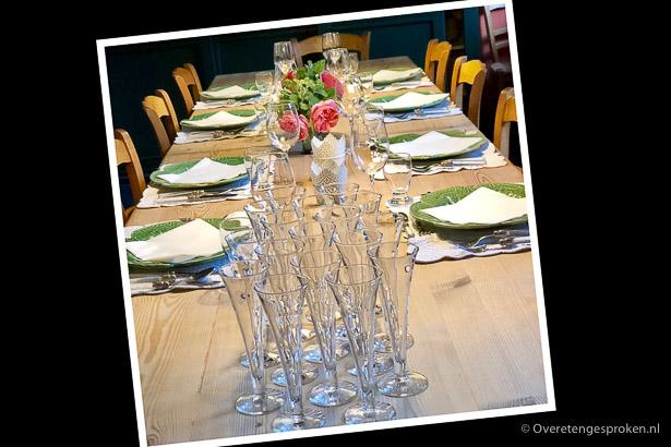 Organic Tour België met Love my Salad - Kasteelhoeve de Kerckhem.