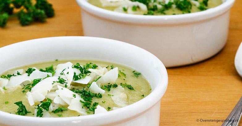 Romanesco soep