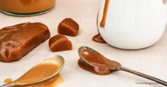 Gezouten karamel