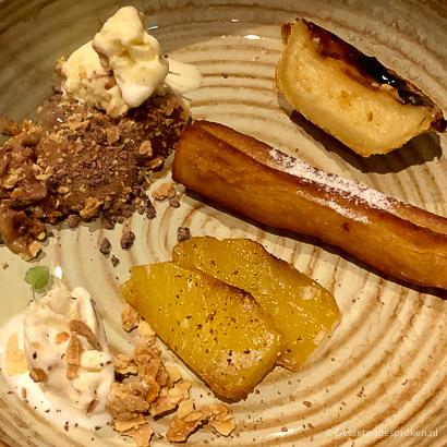 Desserts - Restaurant Tabú Leiden