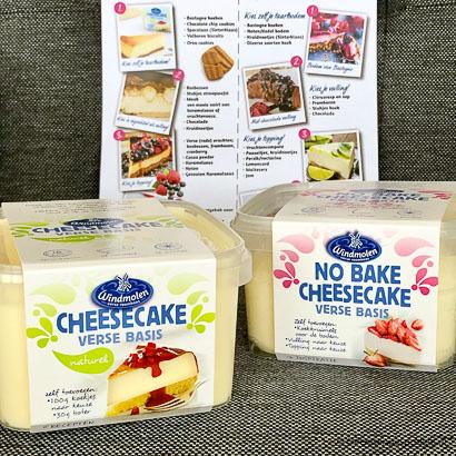 Cheesecake Windmolenkaas