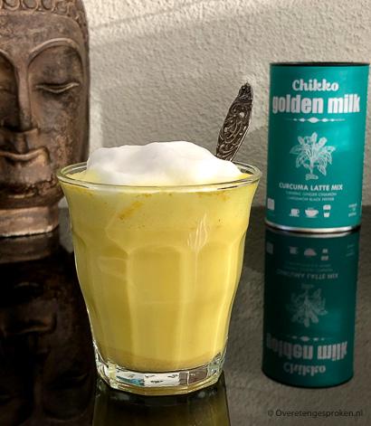 Chikko golden milk