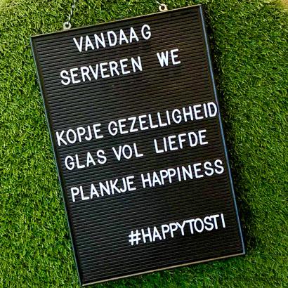 Happy Tosti Delft
