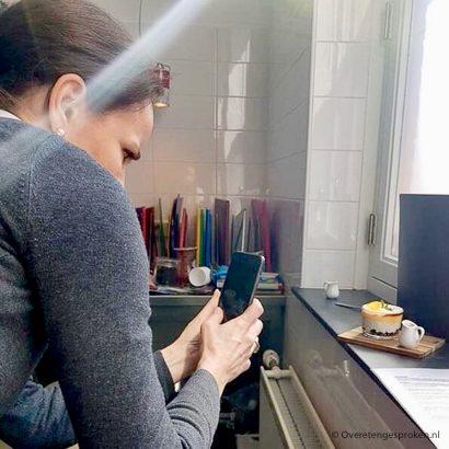 Foodfotografie met smartphone