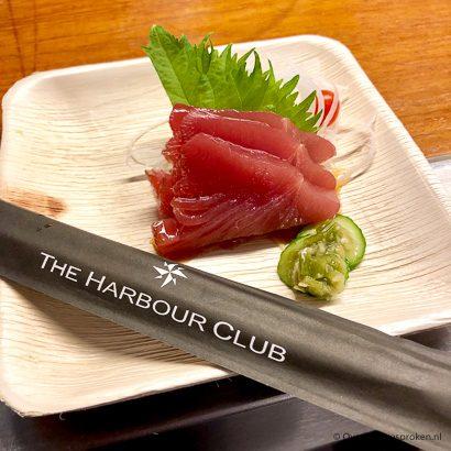 Lijngevangen tonijn van The Harbour Club