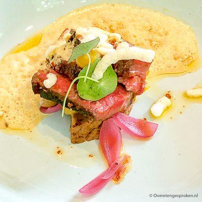 Zout & Citroen - signature dish rendang