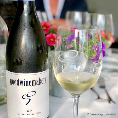 Asperge-event wijn van Goedwinemakers