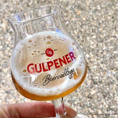 Asperge-event bierproeverij Gulpener bier
