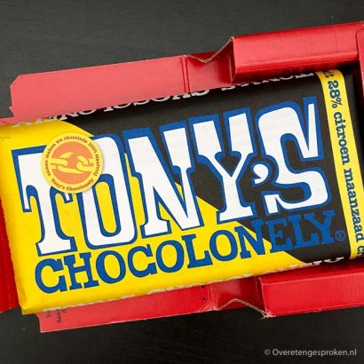 Tony's Chocolonely - estafettereep