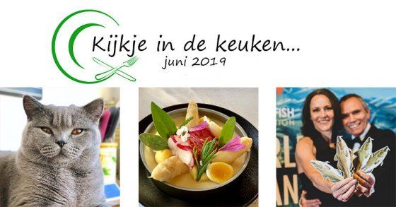 Kijkje in de keuken – juni 2019