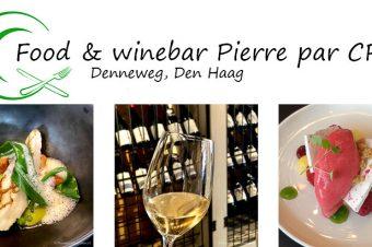 Food & winebar Pierre par CP