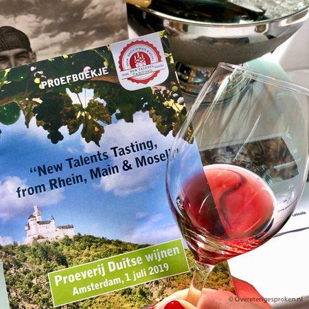 Proeverij Duitse wijnen