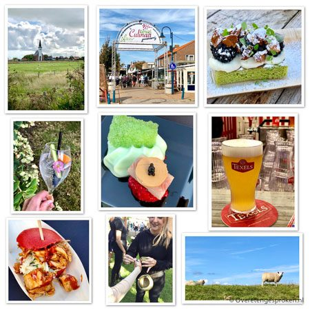 Impressie dag 1 Texel Culinair 2019