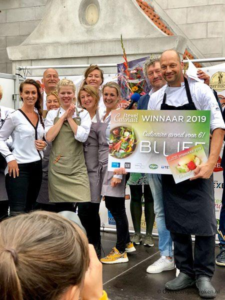Terugblik Texel Culinair 2019 - Restaurant het Kook Atelier