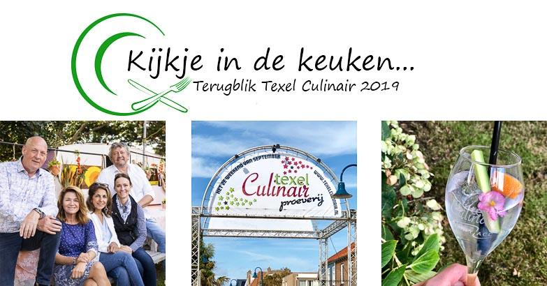 Terugblik Texel Culinair 2019
