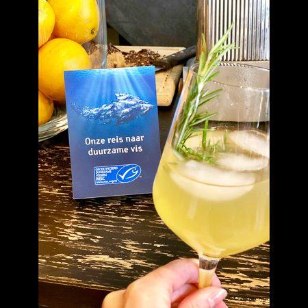 Bewuste Visweek - Mocktail