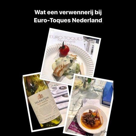 Gastvrij Rotterdam - Euro-Toques