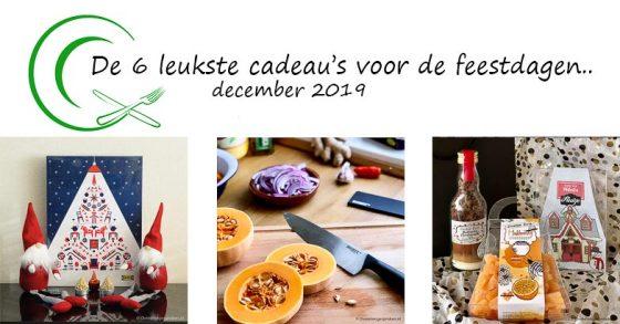 De 6 leukste cadeau's voor Sinterklaas en Kerst