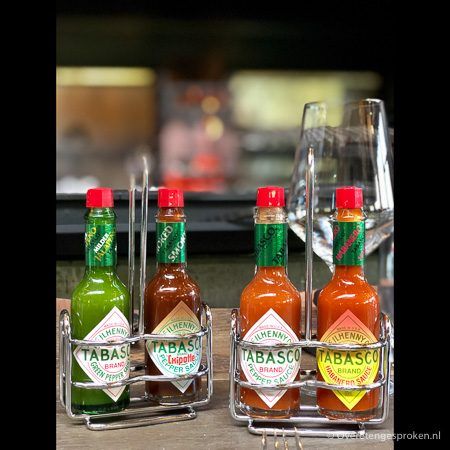 Tabasco lunch
