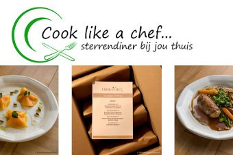 Cook like a chef dinerbox