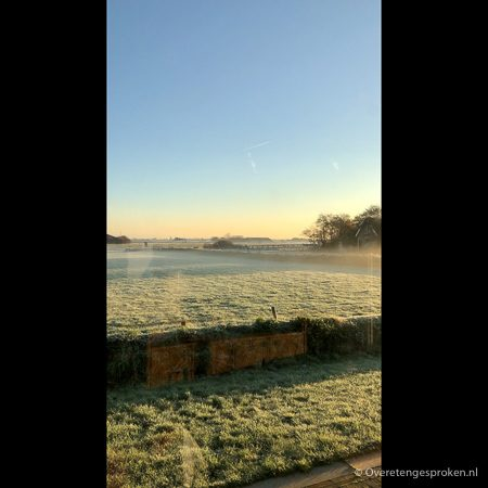 Texel - Een koude morgen