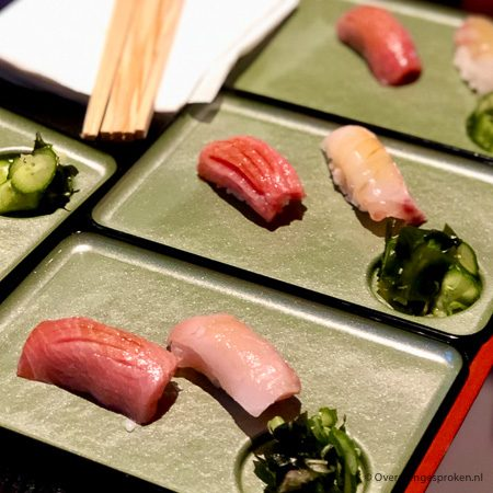 Sashimi - restaurant Yamazato