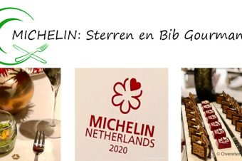MICHELIN: Sterren en Bib Gourmand