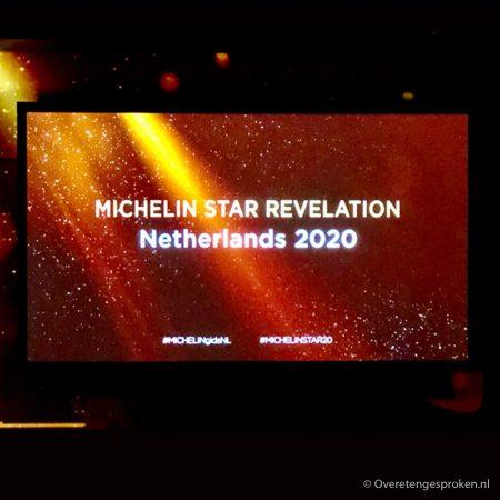 Michelin bekendmaking sterren 2020