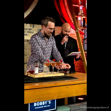 Bobby's Dry Gin International Cocktail Competition 2019