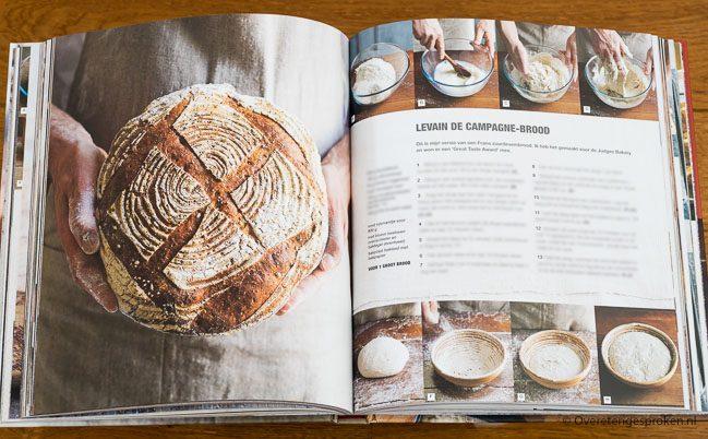 Hoe bak ik brood - Emmanuel Hadjiandreou