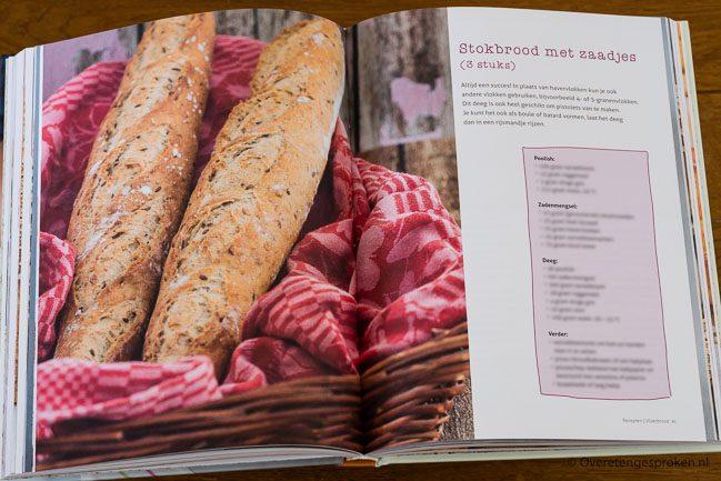 Brood uit eigen oven - Levine van Doorne