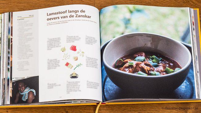 Ecostoof kookboek
