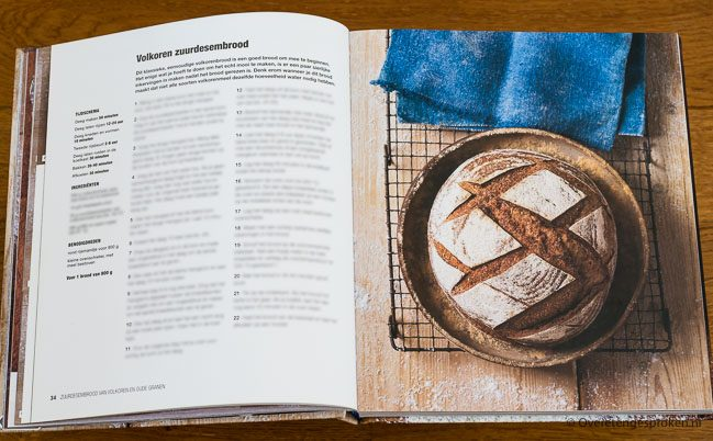 Hoe bak ik zuurdesembrood - Emmanuel Hadjiandreou