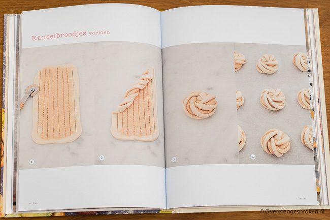 Broodjes uit eigen oven, zoet & hartig - Levine van Doorne