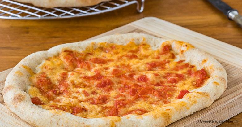Pizzabodem met desem