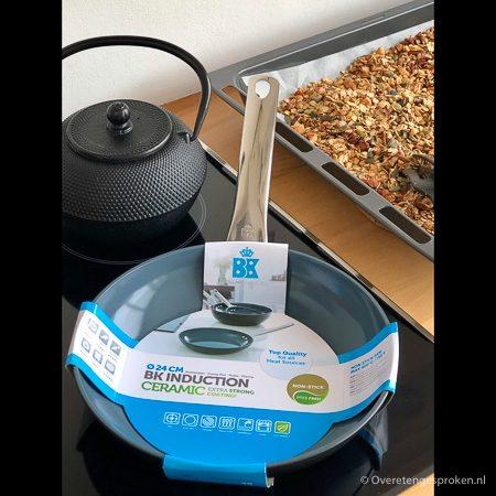 BK induction ceramic koekenpan