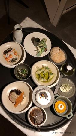 Inroom dining Gastrofarm Op Oost - Texel