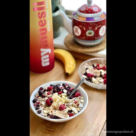 mymuesli DNA mix ontbijt