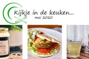 Kijkje in de keuken – mei 2020